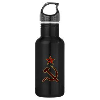 ソビエト社会主義共和国連邦- CCCPのボトル ウォーターボトル