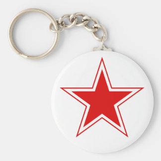 ソビエト航空赤い星のkeychain キーホルダー