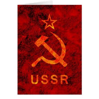 ソビエト記号 カード