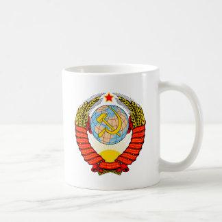 ソビエト連邦の国章 コーヒーマグカップ