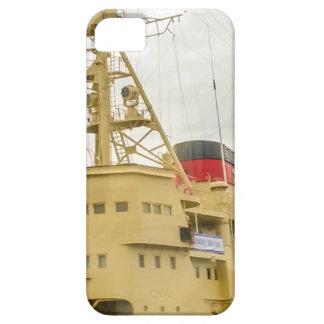 ソビエト連邦の船博物館 iPhone SE/5/5s ケース