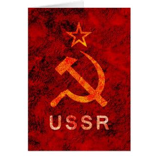 ソビエト連邦 カード