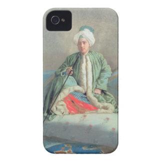 ソファで着席する紳士 Case-Mate iPhone 4 ケース