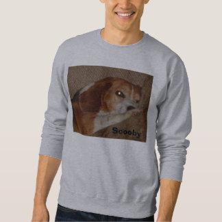 ソファのScooby スウェットシャツ