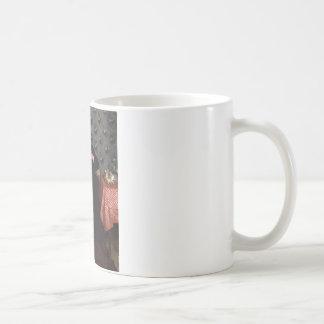 ソファー-ウィルヘルムTrübner著1872年 コーヒーマグカップ