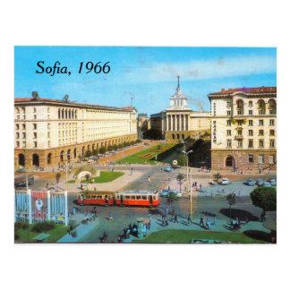 ソフィアのヴィンテージの郵便はがき ポストカード