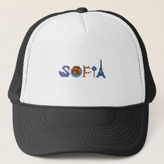 ソフィアのTシャツ キャップ