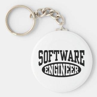 ソフトウェアエンジニア キーホルダー