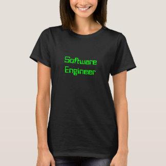 ソフトウェアエンジニア Tシャツ
