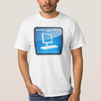 ソフトウェアハードウェアおよび情報技術 Tシャツ