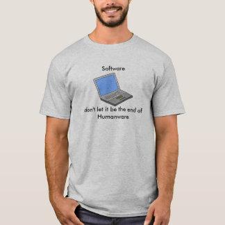 ソフトウェア Tシャツ