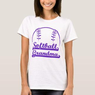 ソフトボールの祖母 Tシャツ