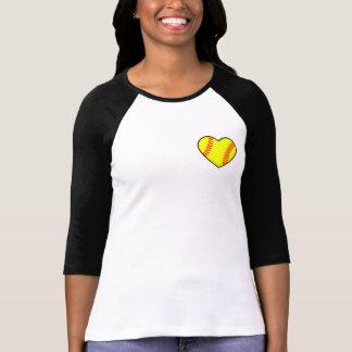 ソフトボール愛 Tシャツ