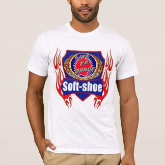 ソフト靴のダンスの衣服のTシャツ Tシャツ