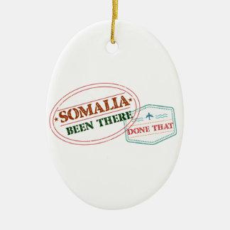 ソマリアそこにそれされる セラミックオーナメント