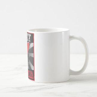 ソマリアに従って下さい コーヒーマグカップ