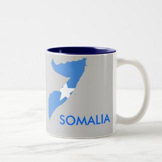ソマリアのマグ ツートーンマグカップ