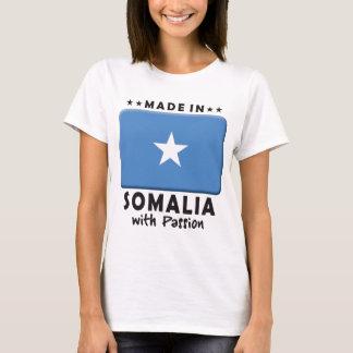 ソマリアの情熱 Tシャツ
