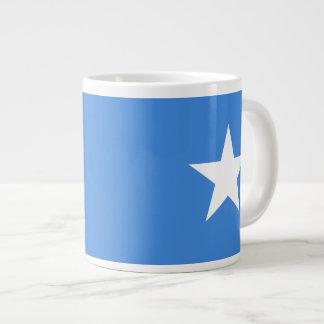 ソマリアの旗のマグ ジャンボコーヒーマグカップ