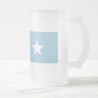 ソマリアの旗 フロストグラスビールジョッキ