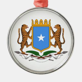 ソマリアの紋章付き外衣 メタルオーナメント