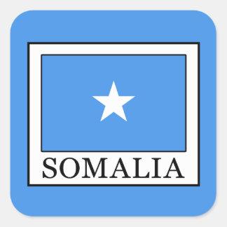 ソマリア スクエアシール