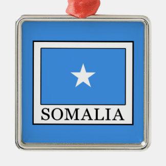 ソマリア メタルオーナメント