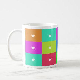 ソマリアMultihueはマグに印を付けます コーヒーマグカップ