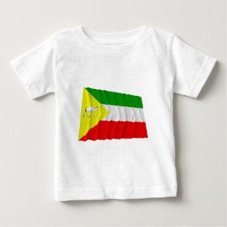 ソマリ族の振る旗 ベビーTシャツ