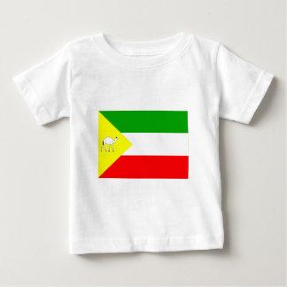 ソマリ族の旗 ベビーTシャツ