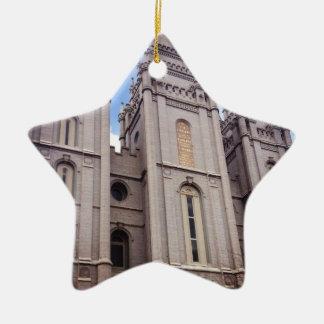 ソルト・レーク・シティの寺院 セラミックオーナメント