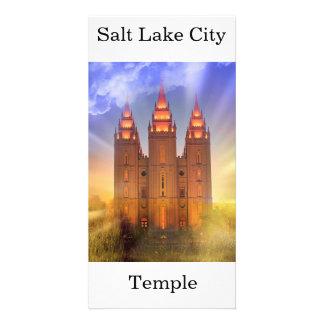 ソルト・レーク・シティLDSの寺院 カード