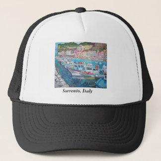 ソレント、イタリア-トラック運転手の帽子 キャップ