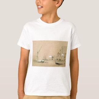 ソレント。 イヴァンAivazovsky著海の眺め Tシャツ
