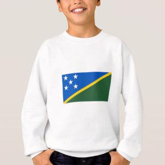 ソロモン諸島の旗 スウェットシャツ
