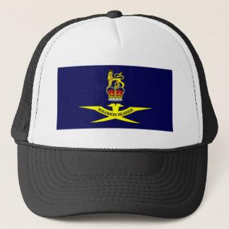 ソロモン諸島総督旗 キャップ
