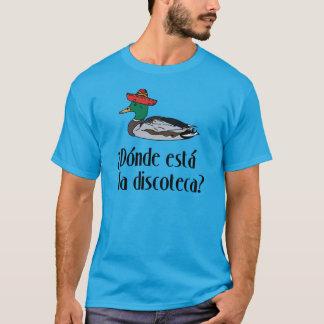 ソンブレロのアヒル Tシャツ