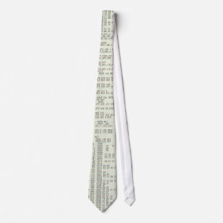 ソースコード オリジナルネクタイ