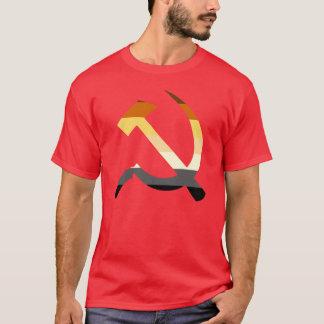 ソ連国旗くまのプライドの旗色 Tシャツ