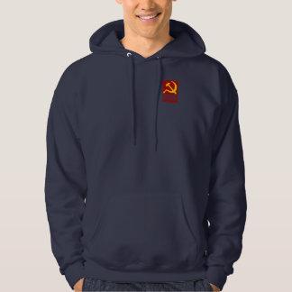 ソ連国旗とのCCCP パーカ