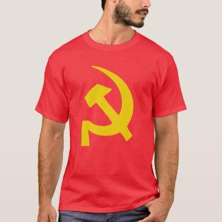 ソ連国旗のソビエトロシアのなTシャツ Tシャツ