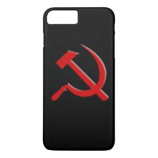 ソ連国旗の携帯電話の箱 iPhone 8 PLUS/7 PLUSケース