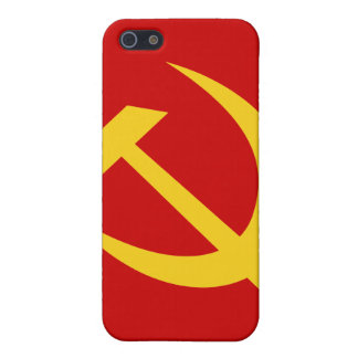 ソ連国旗のiPhoneの場合 iPhone SE/5/5sケース
