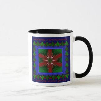ゾルタンBuday著Pointsettiaのマグ マグカップ