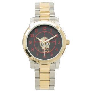 ゾンビのキラー 腕時計