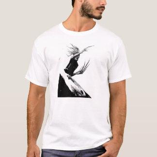 ゾンビのサーファー(爪) Tシャツ