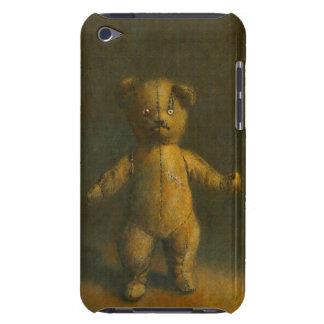 ゾンビのテディー・ベアのipod touchの場合 Case-Mate iPod touch ケース