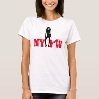 ゾンビのニューヨークのファッション週 Tシャツ