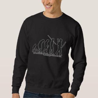 ゾンビのハンターの進化 スウェットシャツ