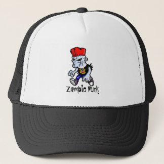 ゾンビのパンクの帽子 キャップ
